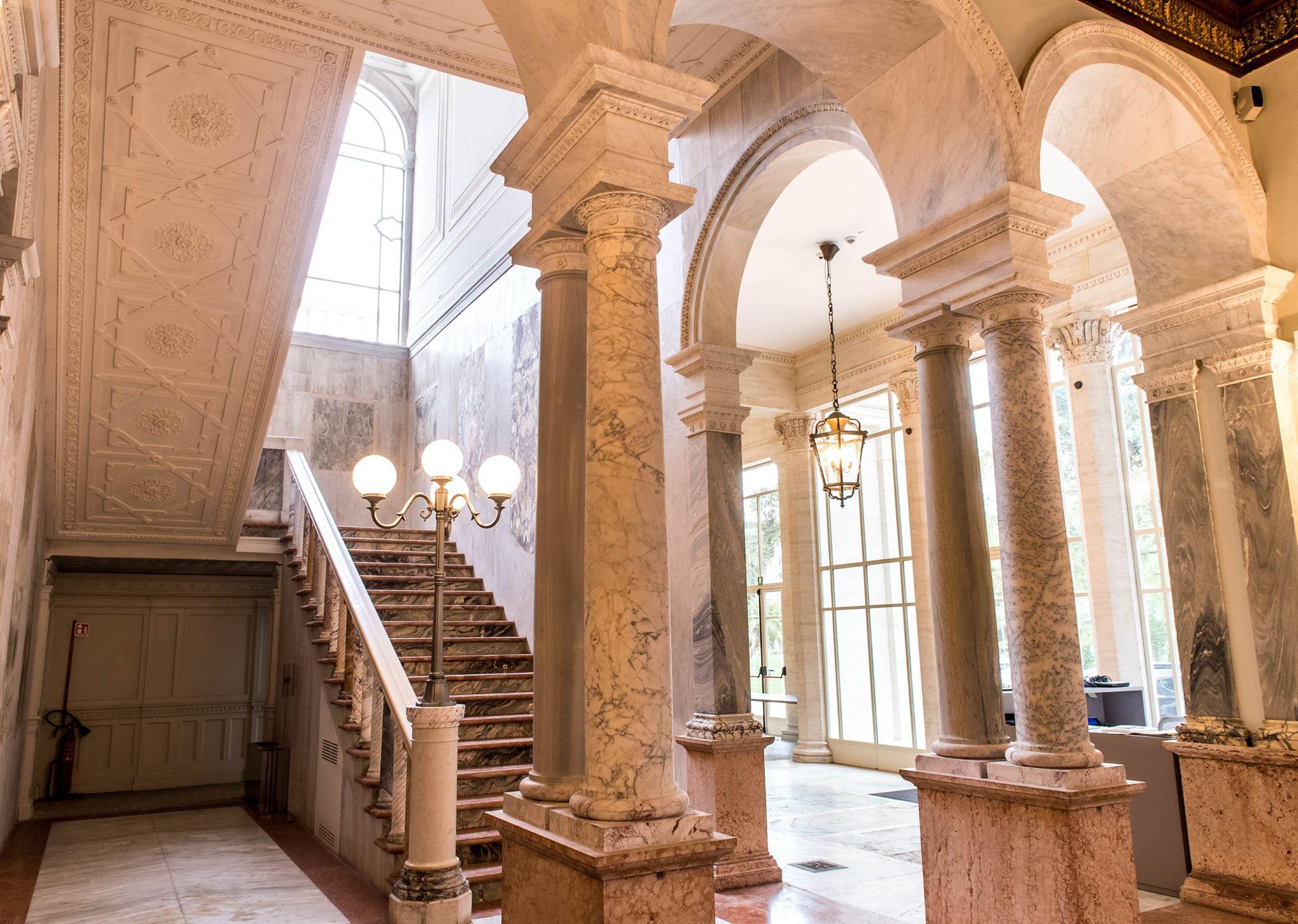 Villa Blanc Nomentana Roma