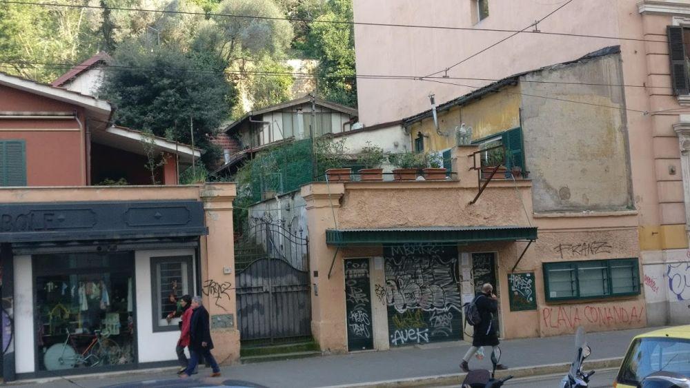 Il Borghetto Della Ceramica Roma.Borghetto Di Via Flaminia 58 Un Luogo E I Suoi Artisti